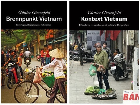 Kontext Vietnam, le dernier ne de Gunter Giesenfeld en librairie hinh anh 1
