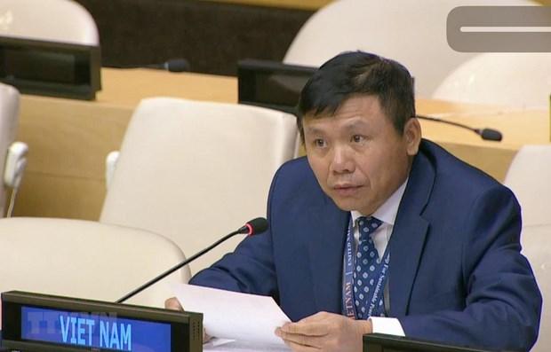 L'ASEAN s'oppose aux essais nucleaires sous toutes leurs formes hinh anh 1