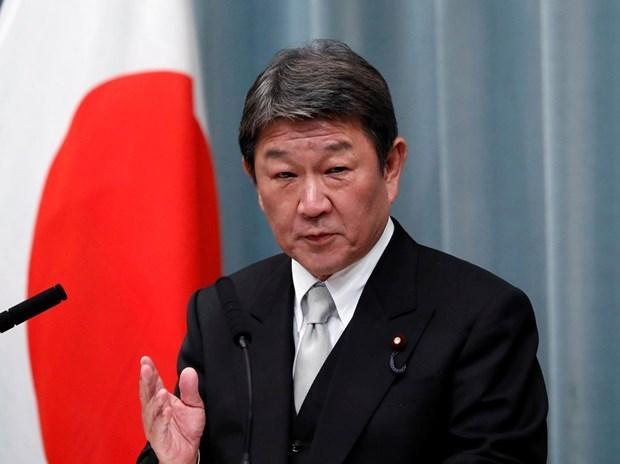 Le Japon appelle a resoudre la question de la Mer Orientale par des moyens pacifiques hinh anh 1