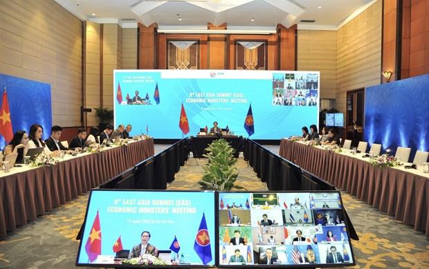 Promotion de la cooperation economique ASEAN - Asie de l'Est hinh anh 1