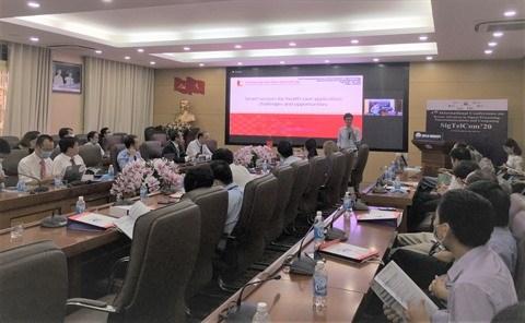 Conference sur les technologies avancees pour lutter contre les risques naturels hinh anh 1