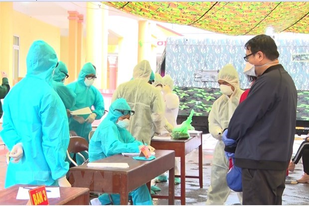 COVID-19 : deux nouvelles infections signalees en 12 heures hinh anh 1