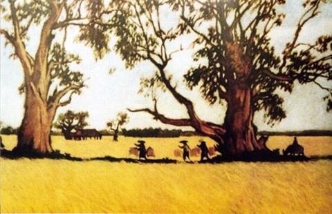 Les grands noms de la peinture de paysages au Vietnam hinh anh 1