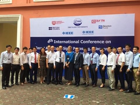 Conference sur les technologies avancees pour lutter contre les risques naturels hinh anh 2