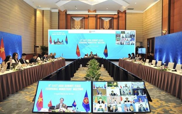 ASEAN : promotion de la cooperation economique post-epidemique hinh anh 1