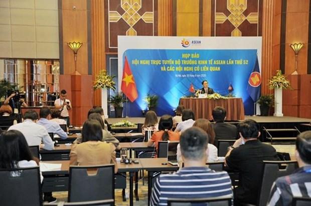 L'ASEAN donne la priorite a la signature du RCEP d'ici la fin de 2020 hinh anh 2