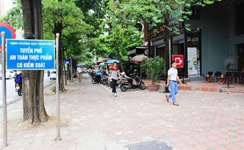 De bons modeles sur la securite alimentaire a Hanoi hinh anh 1