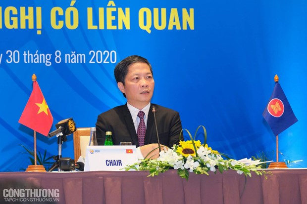 L'ASEAN donne la priorite a la signature du RCEP d'ici la fin de 2020 hinh anh 1