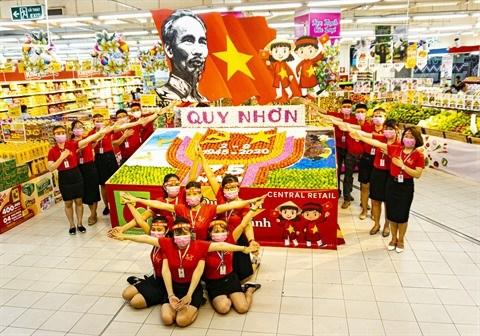 GO! et Big C emercient les aux agriculteurs vietnamiens hinh anh 1