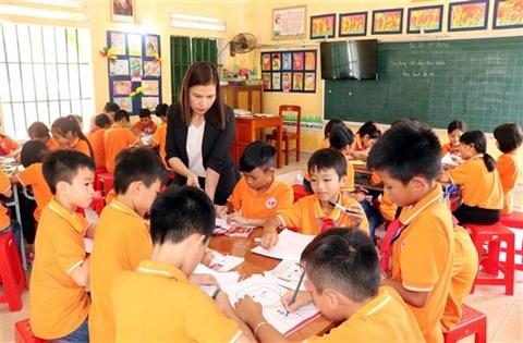 Annee scolaire 2020-2021: le renouveau de l'education primaire hinh anh 1
