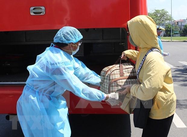 COVID-19: Le Vietnam a enregistre 4 nouveaux cas exogenes hinh anh 1