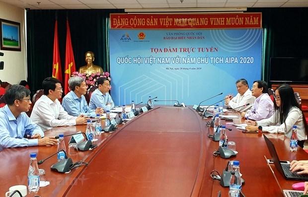 Le Vietnam œuvre pour promouvoir le role de l'AIPA hinh anh 1