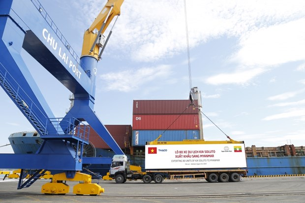 Stimulation des exportations de voitures au Myanmar hinh anh 1