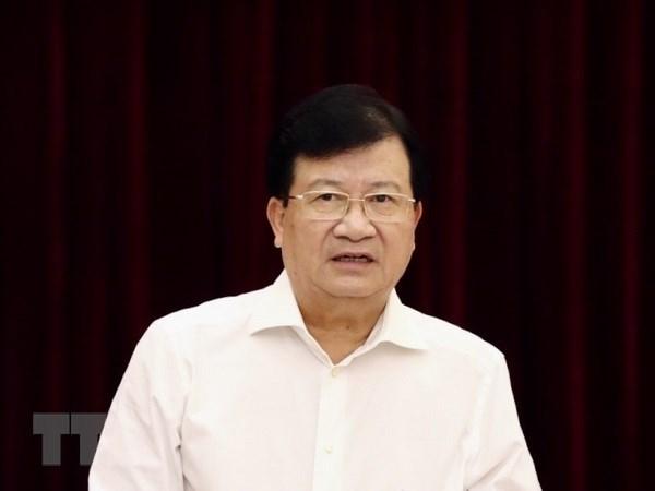 Un vice-Premier ministre devient president de la Commission du fleuve du Mekong Vietnam hinh anh 1