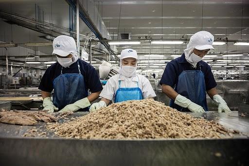 Thon et crevette du Vietnam tres populaires aux Etats-Unis et en UE hinh anh 1