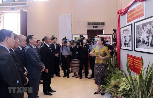 Activites organisees au Laos et au Brunei pour marquer la Fete nationale du Vietnam hinh anh 1