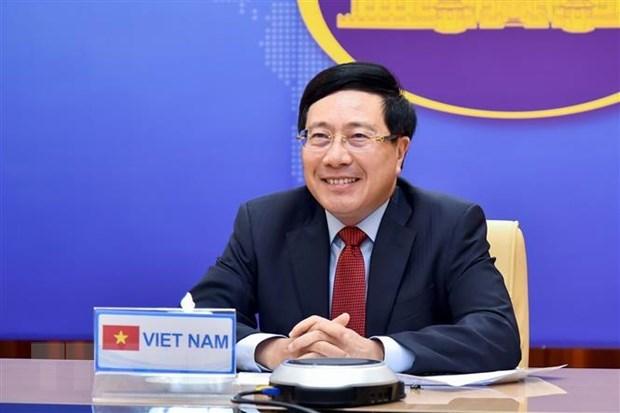 Vietnam et Thailande visent a porter le commerce bilateral annuel a 20 milliards de dollars hinh anh 1