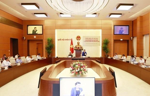 L'Assemblee nationale du Vietnam contribue activement a l'AIPA hinh anh 1