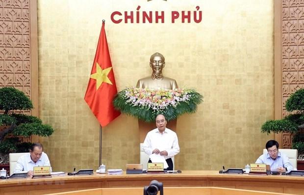Le PM demande de stimuler l'economie et de controler l'inflation hinh anh 1