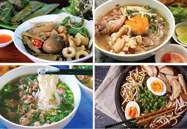 Cinq records du monde pour la cuisine vietnamienne hinh anh 1