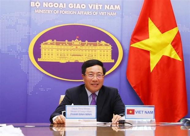 Le vice-PM Pham Binh Minh participe a une reunion ministerielle du G20 hinh anh 1