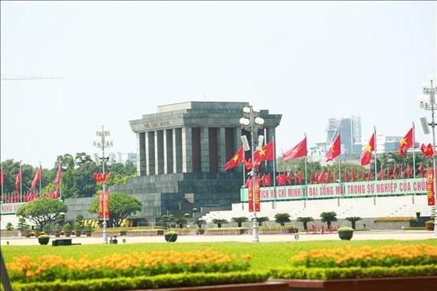 Feliciations au Vietnam a l'occasion de sa Fete nationale hinh anh 1