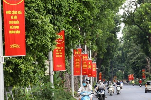 Des dirigeants etrangers felicitent le Vietnam pour sa 75e Fete nationale hinh anh 1
