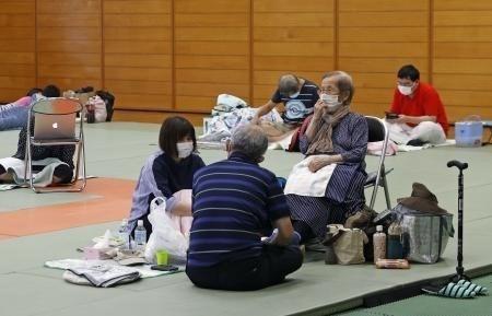 Deux stagiaires vietnamiens au Japon disparus dans le typhon Haishen hinh anh 1