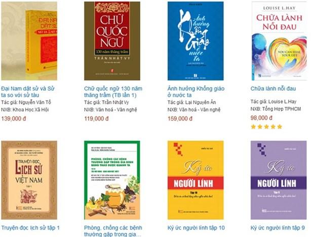 Le President Ho Chi Minh et la Fete nationale dans les livres hinh anh 1