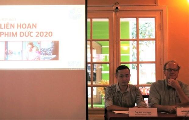 Top depart pour le 10e Festival du film allemand a Hanoi hinh anh 1