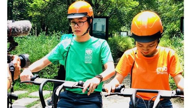 Le PNUD annonce un projet de transport electronique vert au Vietnam hinh anh 1
