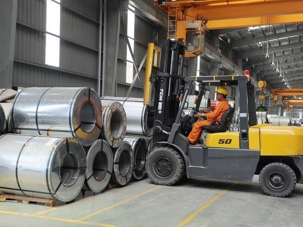 L'industrie siderurgique fait constamment l'objet d'enquetes de sauvegarde hinh anh 1