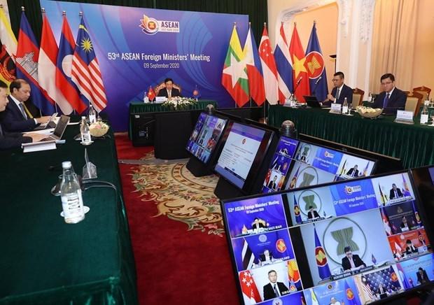 ASEAN 2020 : la cooperation durable promeut la centralite de l'ASEAN hinh anh 1