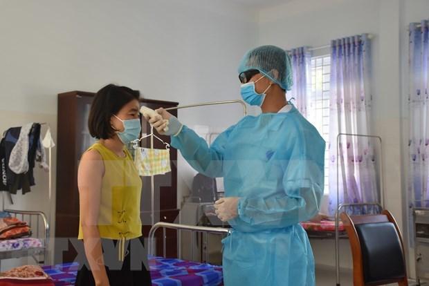 Le Vietnam confirme cinq cas de COVID-19 exogenes hinh anh 1