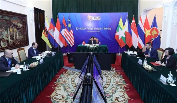 La 27e Conference du Conseil de coordination de l'ASEAN hinh anh 1