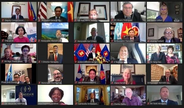 Des responsables americains apprecient le role du Vietnam hinh anh 1