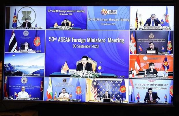 Promouvoir le role central de l'ASEAN dans le controle des maladies hinh anh 1
