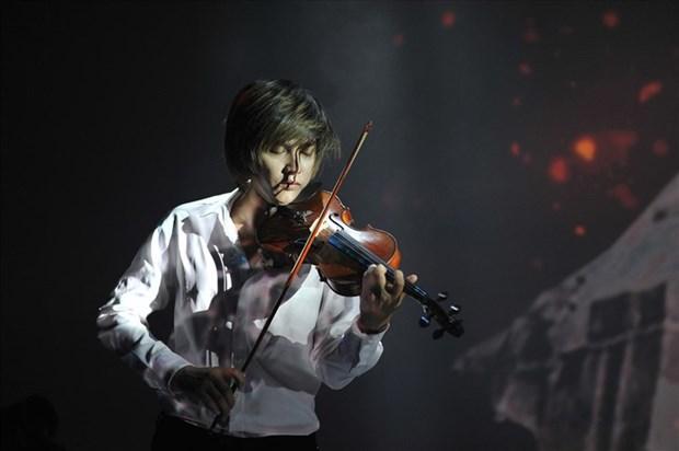 Tran Anh Tu, un violoniste exceptionnel hinh anh 2
