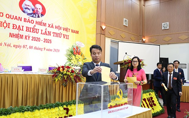 L'Assurance sociale du Vietnam devrait contribuer a assurer le bien-etre social hinh anh 1