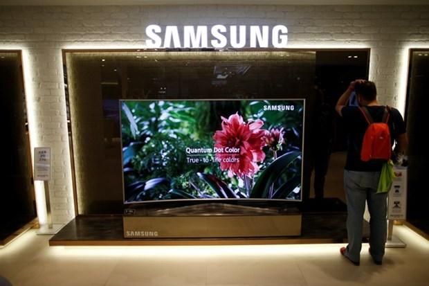 Samsung deplacera une partie de sa production de television de la Chine au Vietnam hinh anh 1