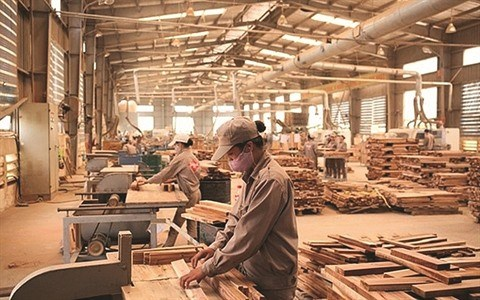 Les exportations de bois et de meubles retrouvent des couleurs hinh anh 2