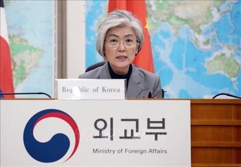 """Seoul appelle a un """"message unifie"""" pour la reprise du dialogue avec la RPDC hinh anh 1"""