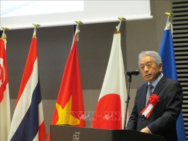 Les relations entre le Vietnam et le Japon sont inchangees hinh anh 1