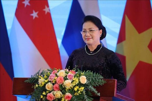 Nouvelle vision pour la diplomatie parlementaire de l'ASEAN hinh anh 2