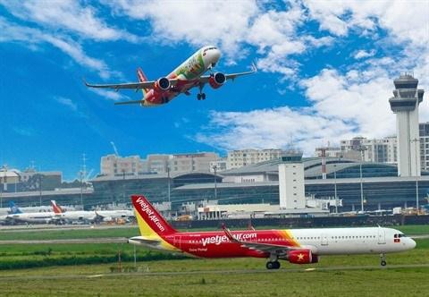Vietjet reprend tous ses vols reguliers vers Da Nang hinh anh 1