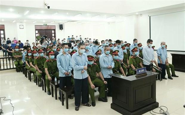 Affaire de Dong Tam : peines attenuees pour plusieurs accuses hinh anh 1