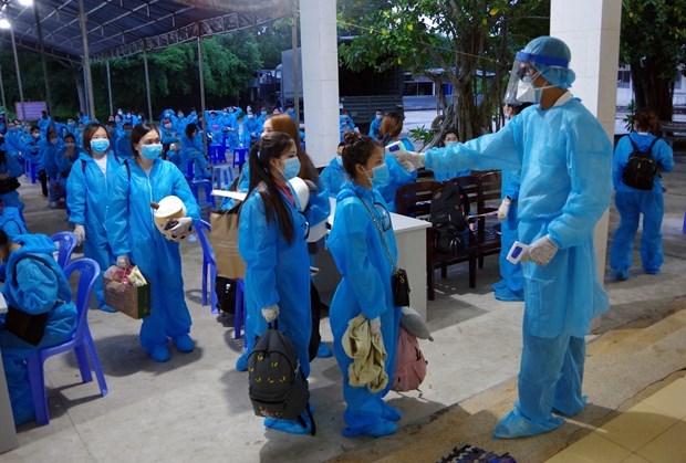 COVID-19 : 931 patients ont ete declares gueris hinh anh 1