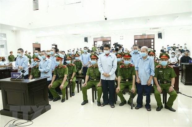 Affaires a Dong Tam : Justice est applique, la conscience s'eveille hinh anh 3