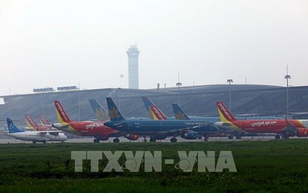 Preparatifs de la reprise de vols internationaux hinh anh 1