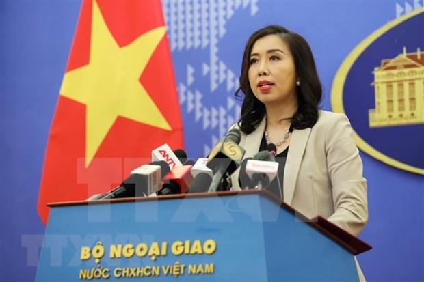 Le Vietnam est pret a partager les informations du PTPGP avec le Royaume-Uni hinh anh 1